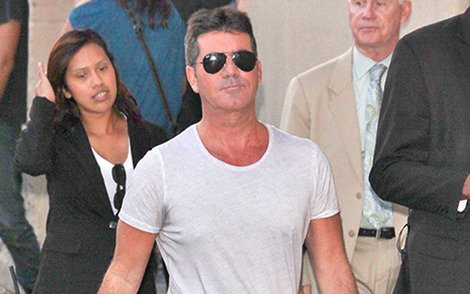 Simon Cowell turns 54 today! Copyright [WENN]
