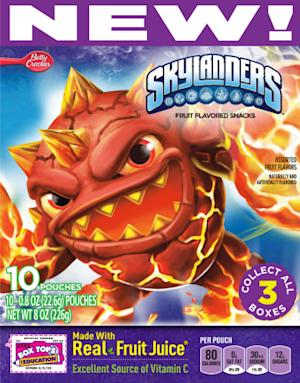 Crayola® and General Mills Join Activision's Robust Licensing Portfolio for Its Award-Winning Skylanders Franchise