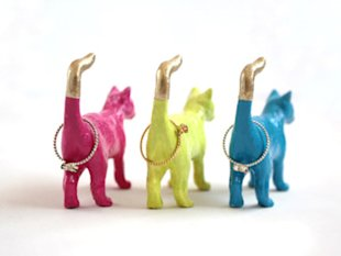 Kitty Ring Holders