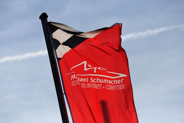 Reactions In Michael Schumacher's Home Town Of Kerpen