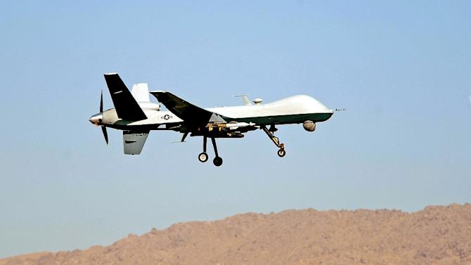 A US drone strike took place in Lawra Mandi area in the North Waziristan tribal district bordering Afghanistan, killing at least five