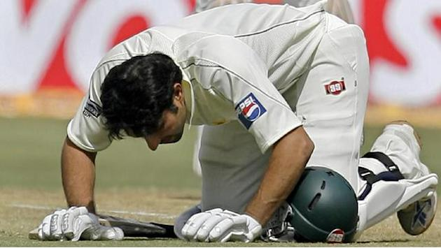 Cricket - No home Tests 'holding Pakistan back'