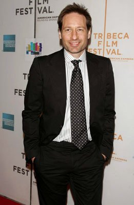 David Duchovny 'The TV Set' Premiere Tribeca Film Festival - 4/27/2006