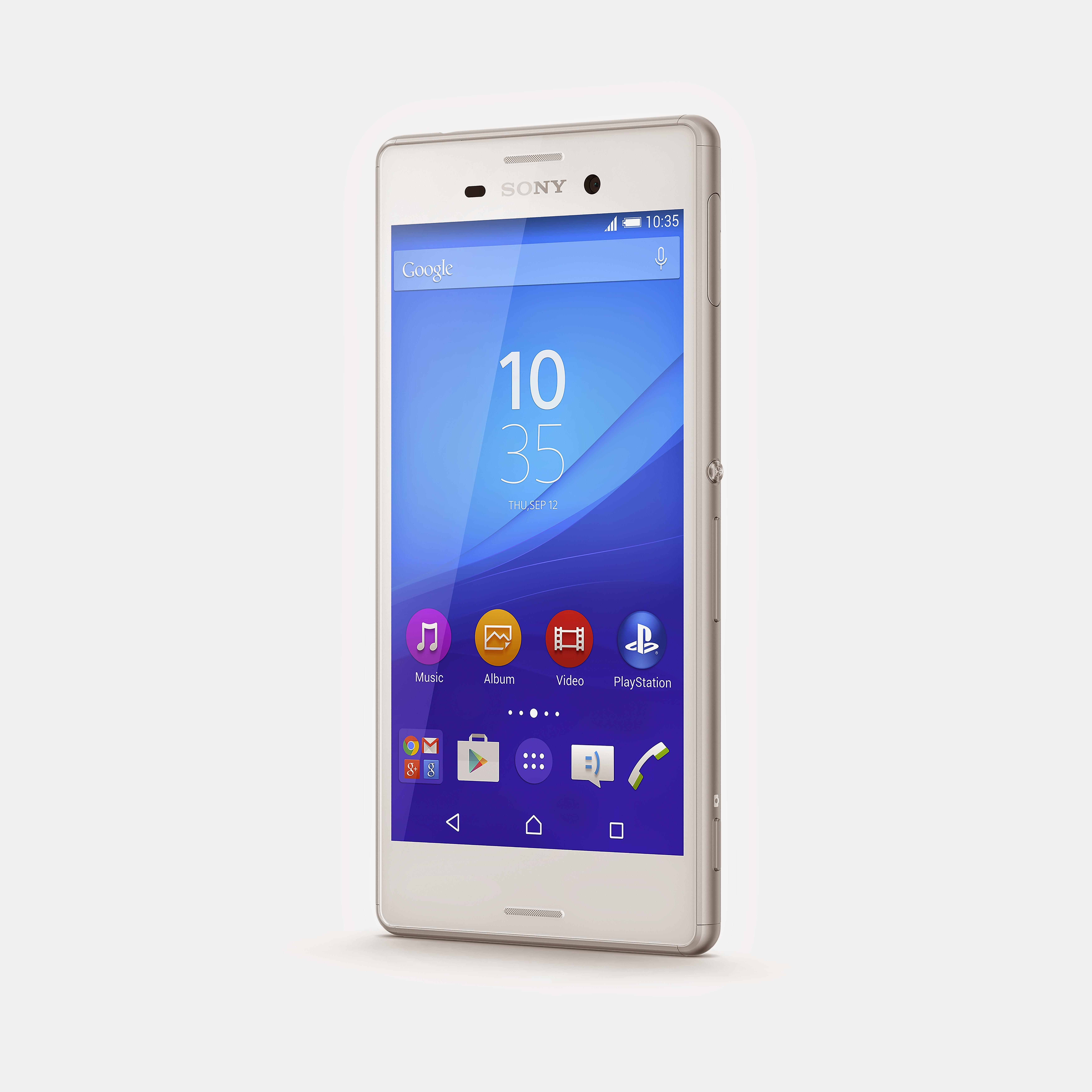 Sony unveils mid-range Xperia M4 smartphone and Z4 tablet