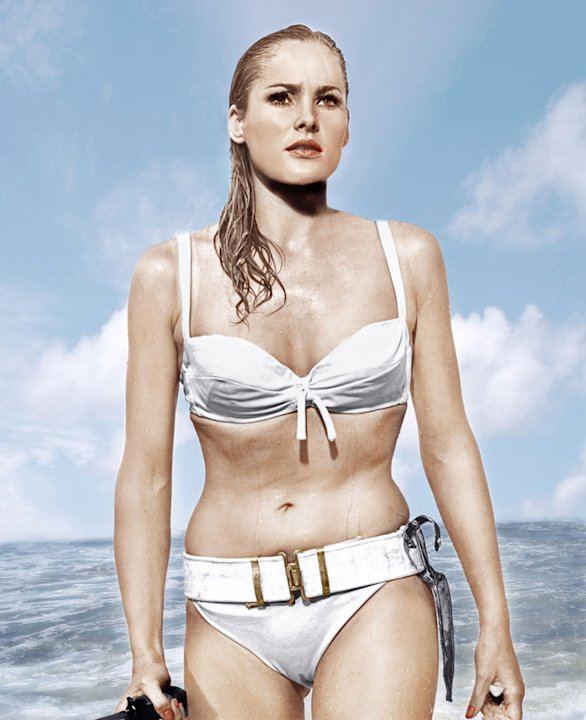 Bond Girls Gallery Dr. No Ursula Andress