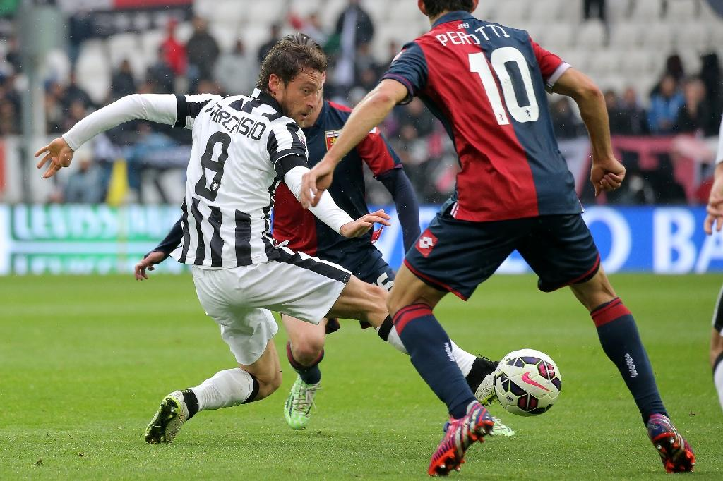 Juve dismiss phantom Marchisio knee injury