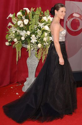 Evangeline Lilly 57th Annual Emmy Awards Arrivals - 9/18/2005