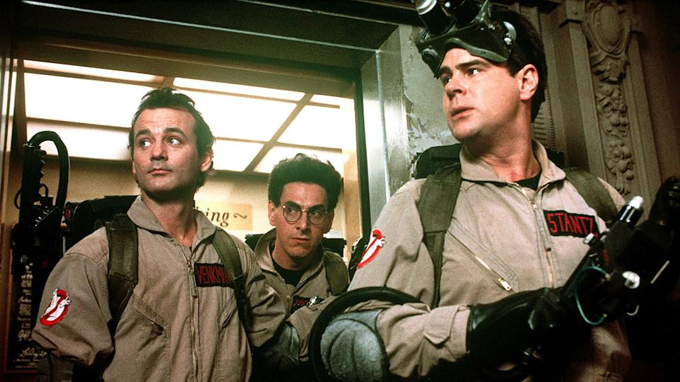 'Ghostbusters' Theatrical Trailer