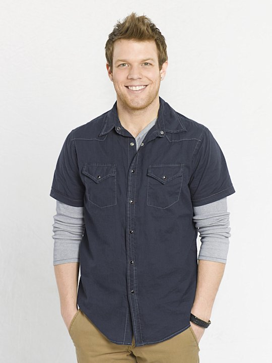 "Jake Lacy stars as Casey in ""Better Together."""