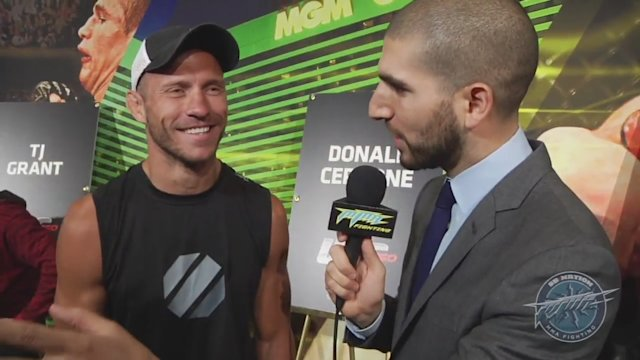Donald Cerrone got help from GSP to fix mental aspect of fighting