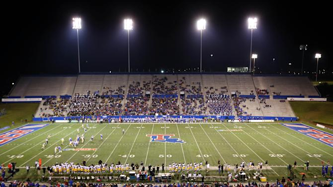 NCAA Football: Southern Mississippi at Louisiana Tech