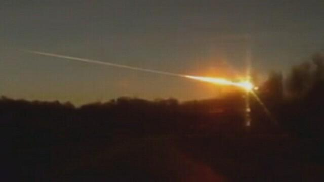 NASA Wants Meteor Warning System
