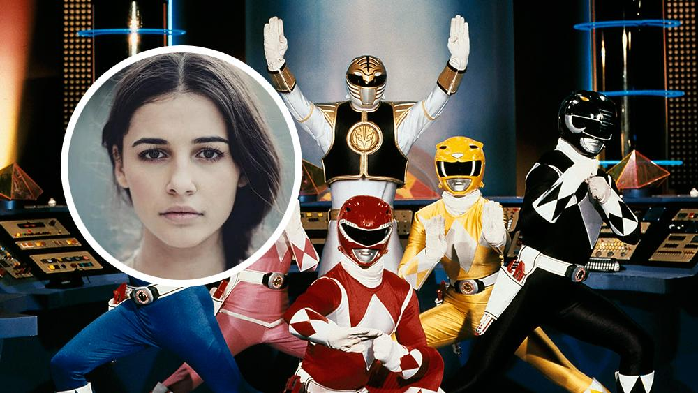 'Power Rangers' Movie Finds Its Pink Ranger