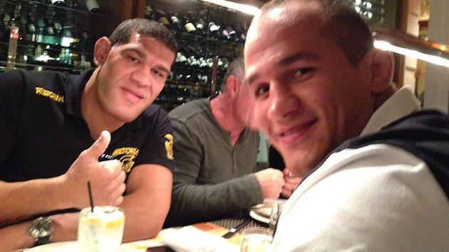 Junior Dos Santos, Big Foot Silva