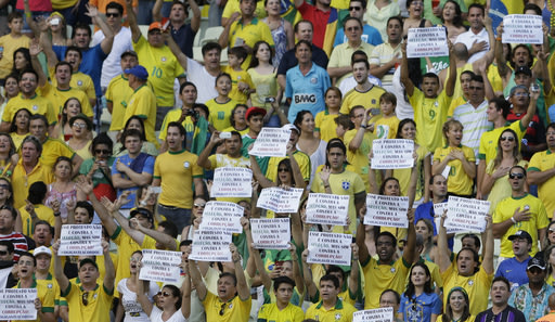 Fans kill and quarter football referee in Brazil