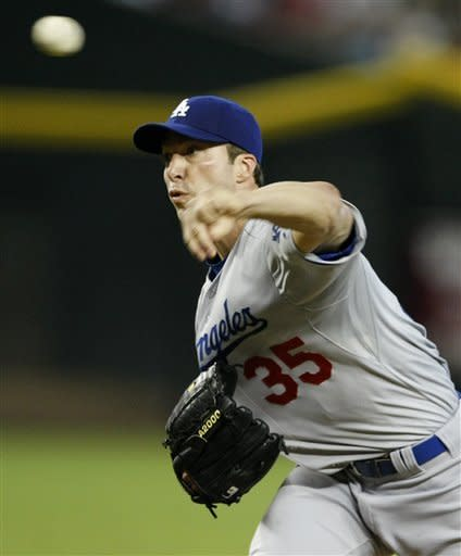 Bauer pitches Diamondbacks past Dodgers