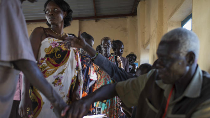 Abyei residents vote on Sudan-South Sudan choice