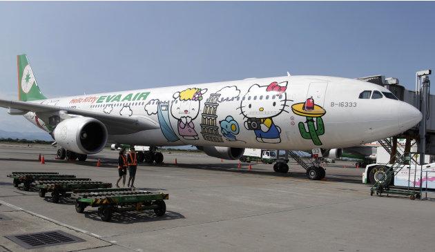 Airbus A330-300 milik maskapai …