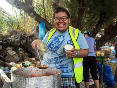 Malaysian volunteer seeks help from Ellen DeGeneres