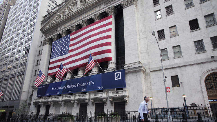 Stocks end higher following strong run in August