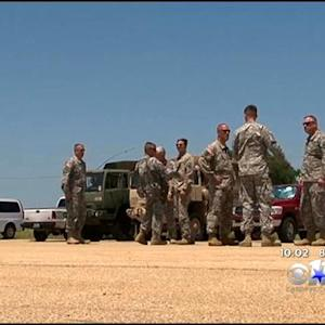 Governor Perry Deploys Up To 1,000 National Guard To Border