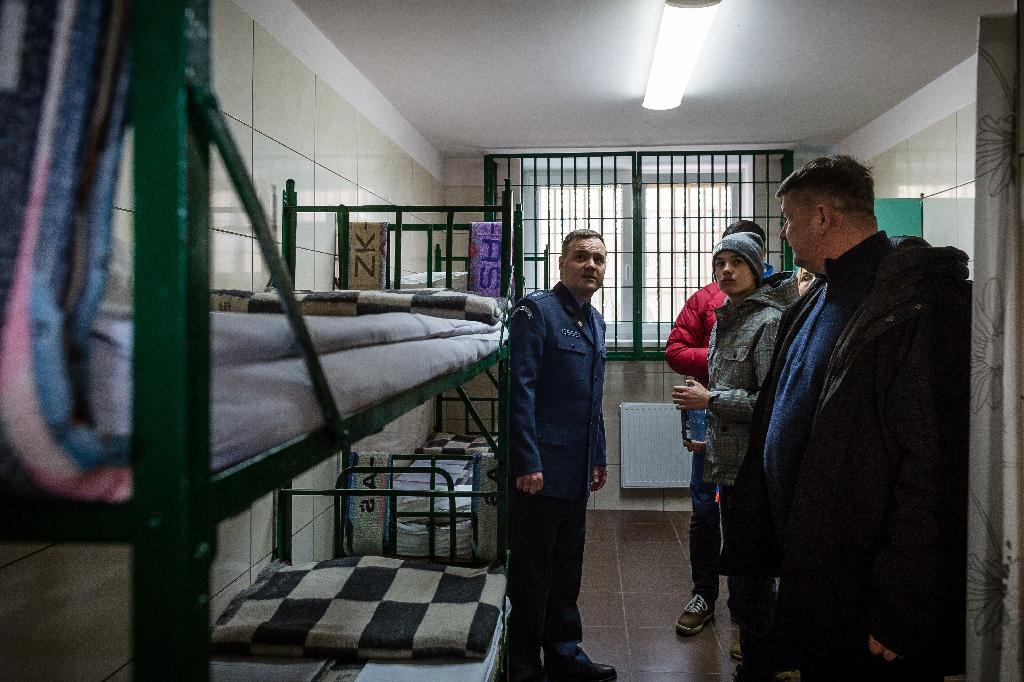Polish jails throw open their doors for a day