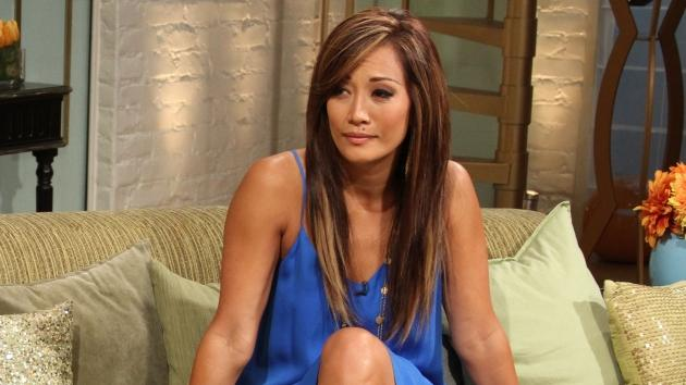 Carrie Ann Inaba stops by Access Hollywood Live on September 26, 2012 -- Access Hollywood
