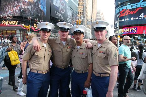 New Yorkers React: 2013 Fleet Week Canceled