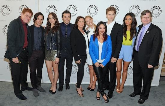 'Pretty Little Liars' at Paley Center: Producer I. Marlene King Promises 'Answers' on Season 4