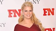omg! NOW: Jessica Simpson Goes Glam