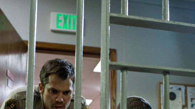 The Crazies Production Photos Overture Films 2010 Timothy Olyphant Joe Anderson