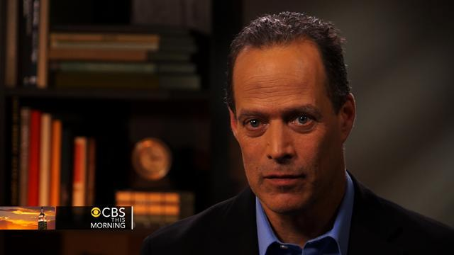 Sebastian Junger on his decision to quit war reporting