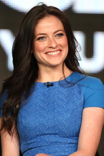 Lara Pulver speaks onstage at the 'Da Vinci's Demons' panel discussion during the Starz portion of the 2013 Winter TCA Tour- Day 2 at Langham Hotel, Pasadena, Calif., on January 5, 2013 -- Getty Images
