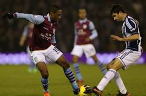 West Brom 2-2 Aston Villa: Brunt and Odemwingie deny rivals derby victory