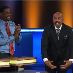 Steve Harvey's Hilarious Parenting Advice on 'Family Feud'