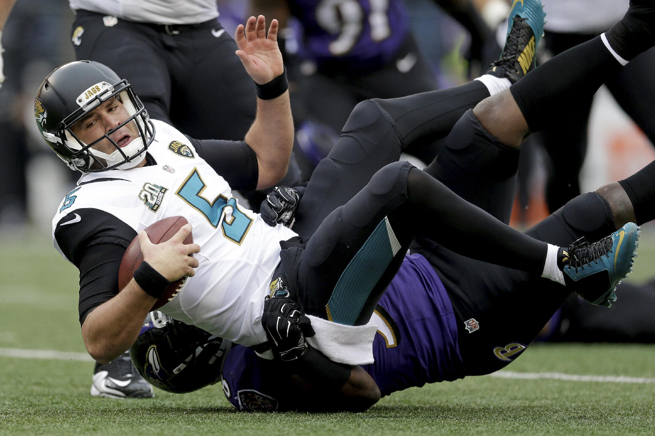 Jaguars fan cracks conspiracy that's kept team down for 20 years