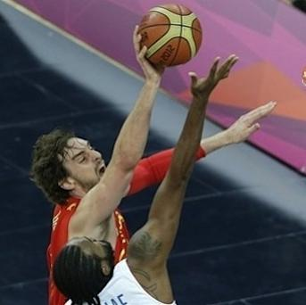 Spain beats France 66-59, reaches men's hoop semis The Associated Press Getty Images Getty Images Getty Images Getty Images Getty Images Getty Images Getty Images Getty Images Getty Images Getty Image