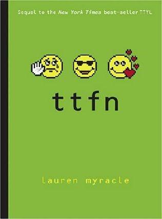 ttyl (series) by Lauren Myracle