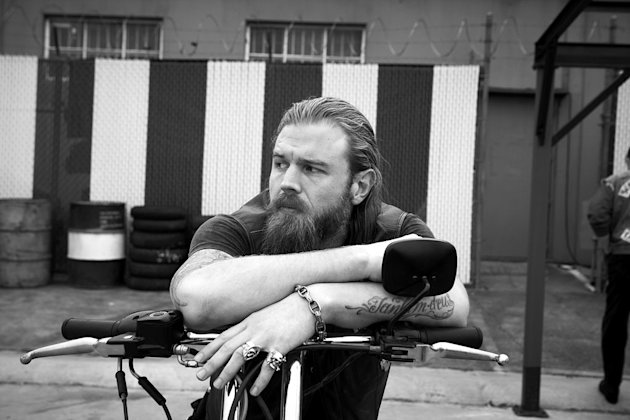 "Ryan Hurst stars as Harry Opie Winston ""Sons of Anarchy."""