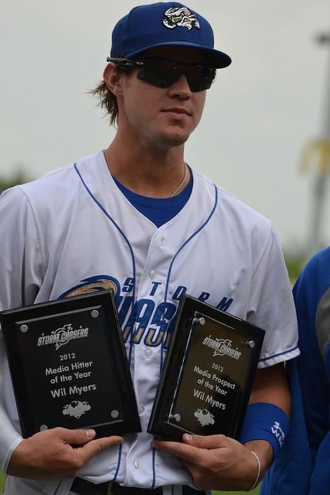 Royals' Prospect Wil Myers Piling Up Awards
