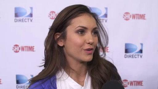Nina Dobrev Talks 'Vampire Diaries' With MTV News