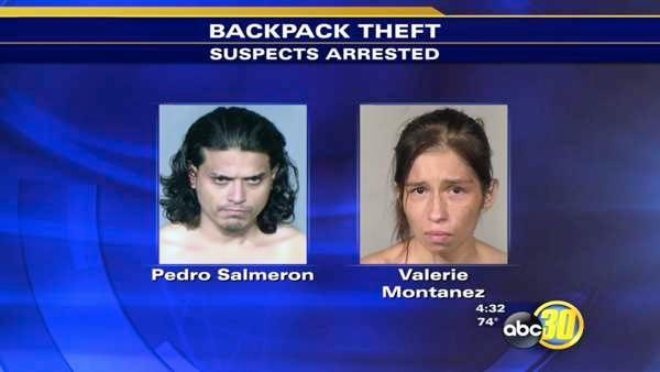 Second arrest made in $10K theft at a Fresno WinCo