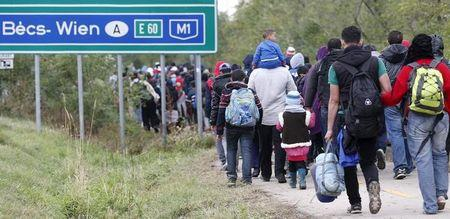 EU executive recommends suspending third of migrant relocations to Austria