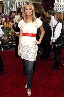 Premiere: Stacy Keibler at the Disneyland premiere of Walt Disney Pictures' Pirates of the Caribbean: Dead Man's Chest - 6/24/2006