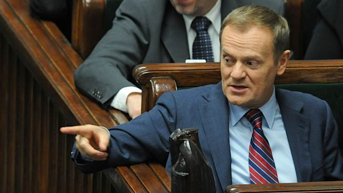 Polish parliament passes 2013 budget