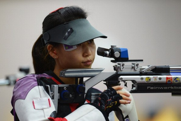 Olympics Day 1 - Shooting