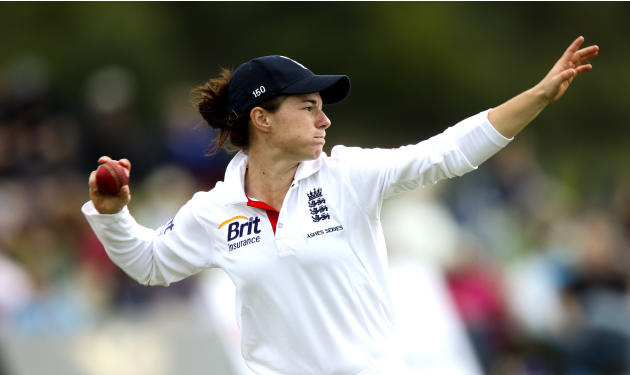 England Women v Australia Women: Women's Ashes Series - Day One