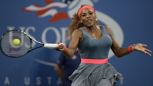 Serena Williams On Embracing Her Curves (ABC News)