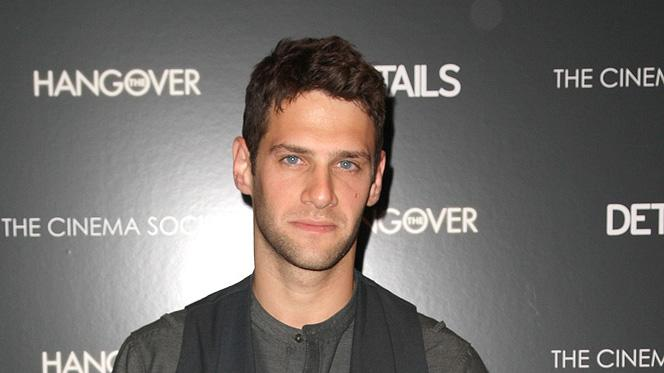 The Hangover NY Screening 2009 Justin Bartha