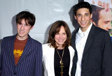 Sally Field and sons at the Westwood premiere of New Line Cinema's Monster-In-Law